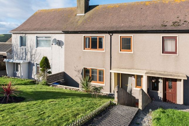 Thumbnail Terraced house for sale in Garden Crescent, Gardenstown, Banff, Aberdeenshire