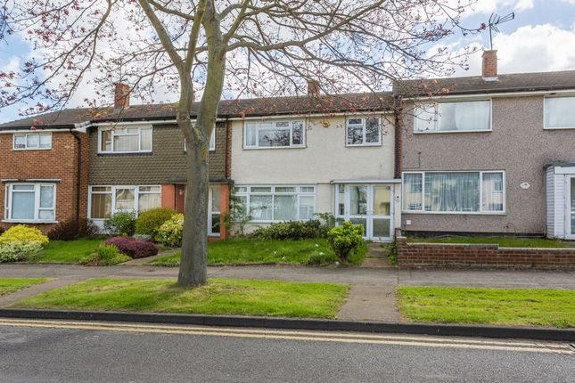 3 bed terraced house for sale in Treecot Drive, Leigh-On-Sea