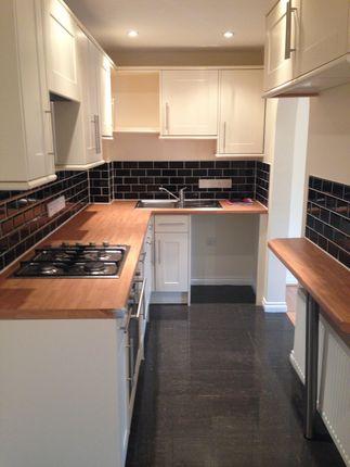 Thumbnail Duplex to rent in Moorland Street, Axbridge