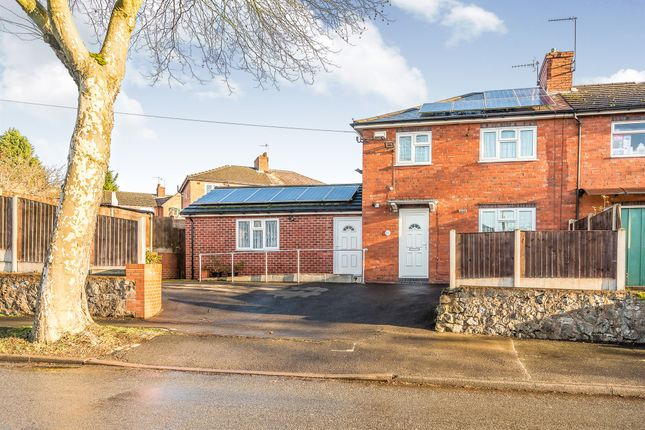 4 bed semi-detached house for sale in Wynall Lane, Stourbridge