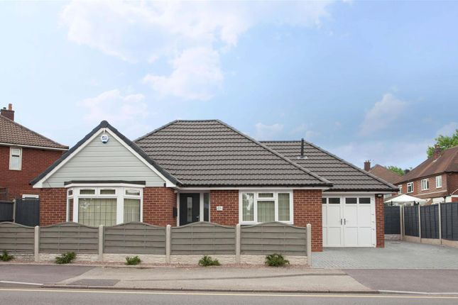 Thumbnail Detached bungalow for sale in Broadmeadow, Aldridge, Walsall