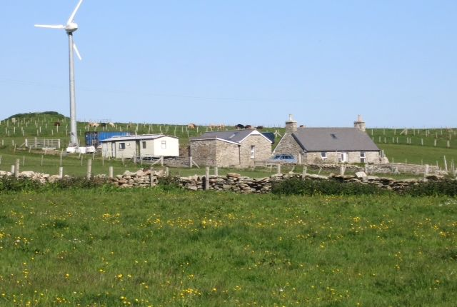 Thumbnail Cottage for sale in Westray, Orkney