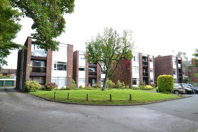 Thumbnail Flat to rent in Denewood, Queens Road, Wilmslow
