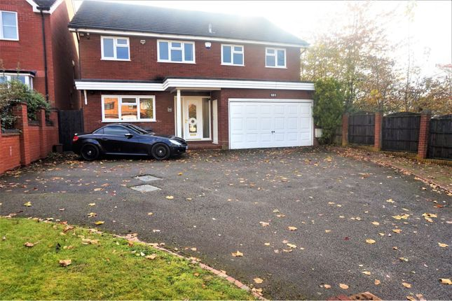 Thumbnail Detached house for sale in Pound Road, Oldbury