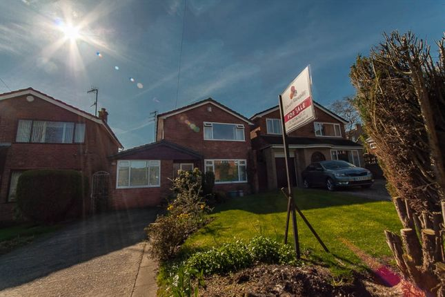 Thumbnail Detached house for sale in Woodhouse Lane, Rochdale