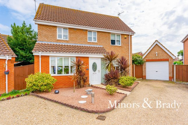 3 bed detached house for sale in Freeman Close, Hopton, Great Yarmouth NR31