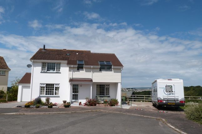 Thumbnail Detached house for sale in Westleigh, Nr.Bideford