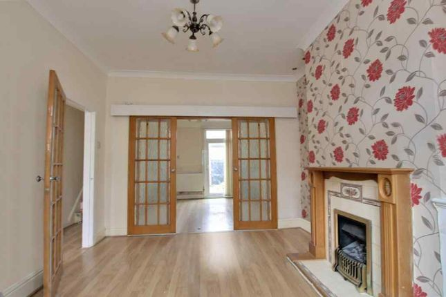 Living Room of Peveril Street, Walton, Liverpool L9