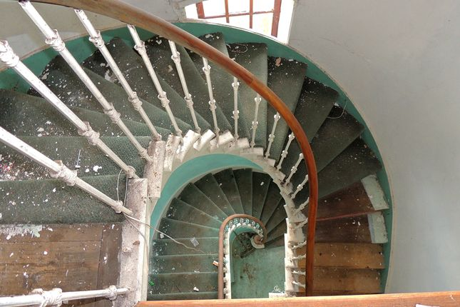 Spiral Staircase of Bridge Street, Montrose DD10