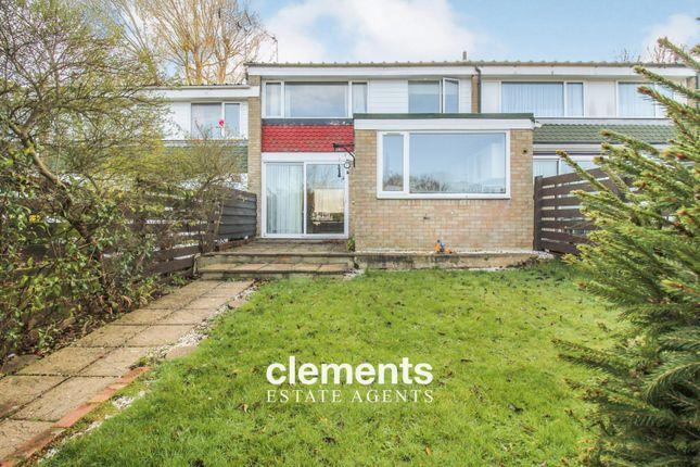 3 bed terraced house for sale in Livingstone Walk, Hemel Hempstead HP2