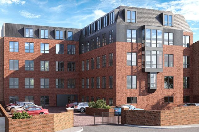 2 bed flat for sale in 207-215 London Road, Camberley, Surrey GU15