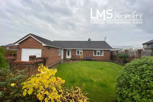 2 bed bungalow for sale in Brooks Lane, Middlewich CW10