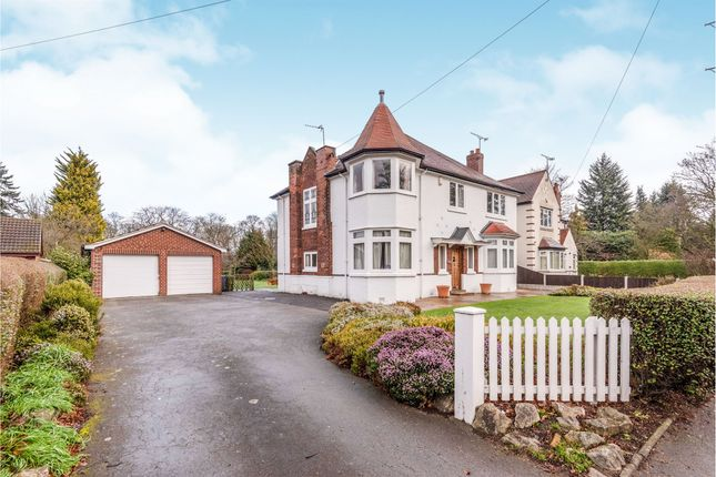 Thumbnail Detached house for sale in North Road, Retford