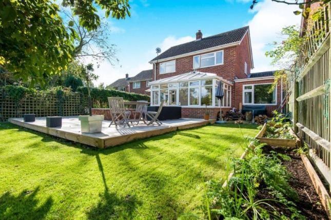Thumbnail Detached house for sale in Wymondham, Norwich, Norfolk
