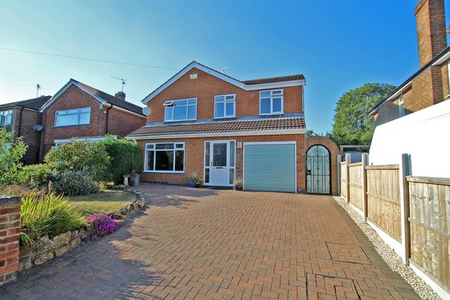 Thumbnail Detached house for sale in Redhill Lodge Drive, Redhill, Nottingham
