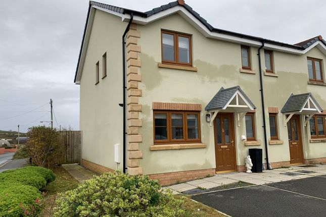 3 bed semi-detached house to rent in Longstone, Station Road, Letterston, Haverfordwest SA62