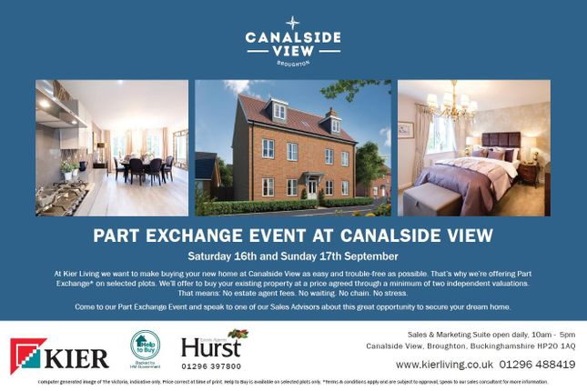 Thumbnail Semi-detached house for sale in Provis Wharf, Aylesbury