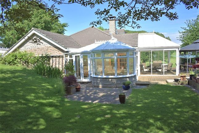 Thumbnail Detached bungalow for sale in Walton Down, Walton-In-Gordano, Clevedon