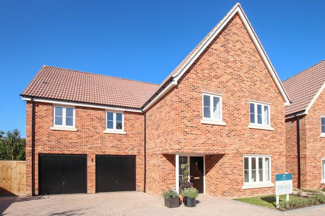 Thumbnail Detached house for sale in Pampisford Road, Abington, Cambridge