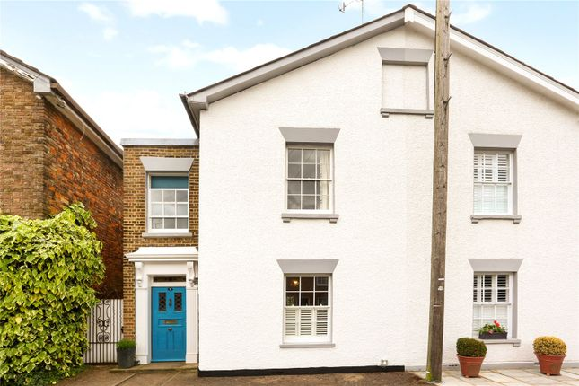 Thumbnail Semi-detached house for sale in Hill Street, St. Albans, Hertfordshire