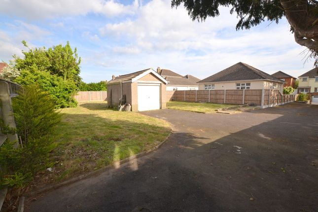 Thumbnail Detached bungalow for sale in Cynthia Road, Parkstone, Poole