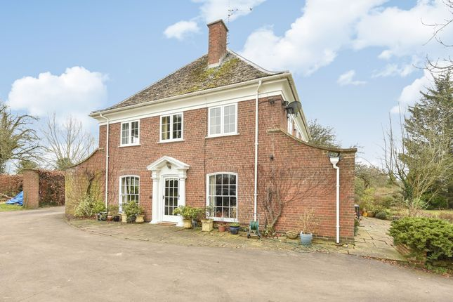 Thumbnail Detached house for sale in Nastend, Stonehouse