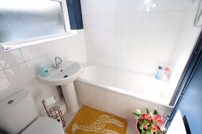 Bathroom of Oulder Hill Drive, Bamford, Rochdale OL11