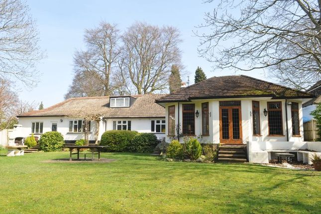 Thumbnail Detached bungalow for sale in Ermyn Way, Leatherhead