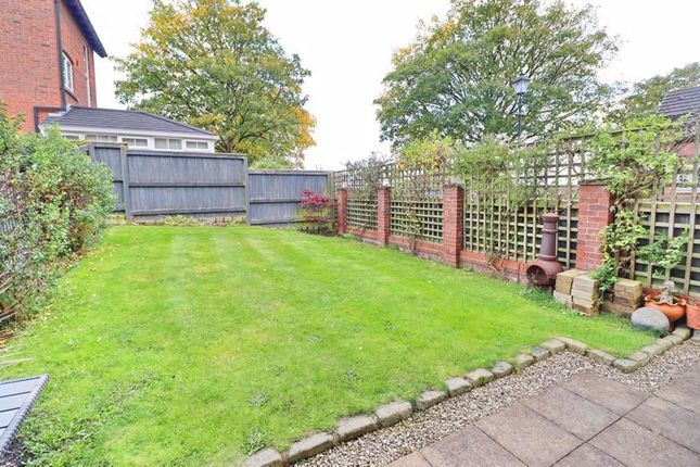 Garden of Oliver Fold Close, Worsley, Manchester M28