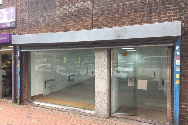 Thumbnail Office to let in Unit 4, 36 Church Street, Bilston, Wolverhampton