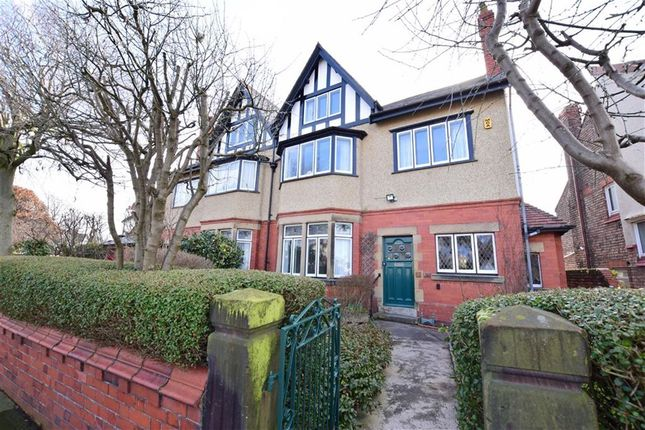 Thumbnail Semi-detached house for sale in Cliff Road, Wallasey, Merseyside