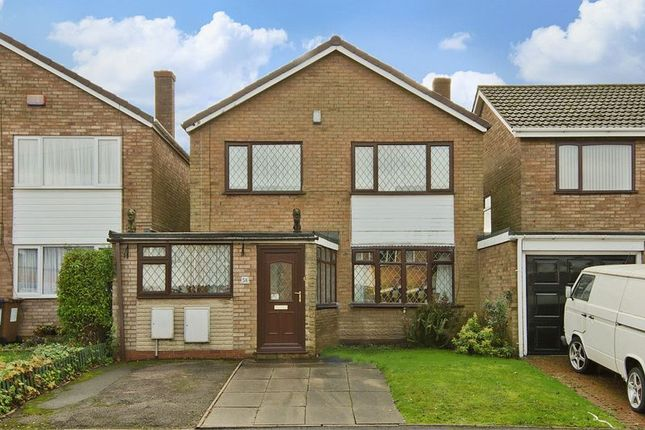 Thumbnail Detached house to rent in Rochester Avenue, Chase Terrace, Burntwood