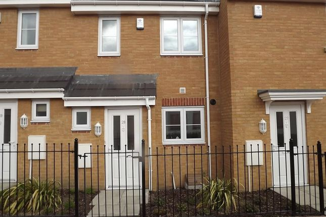 2 bed terraced house to rent in Morton Close, Murton, County Durham SR7