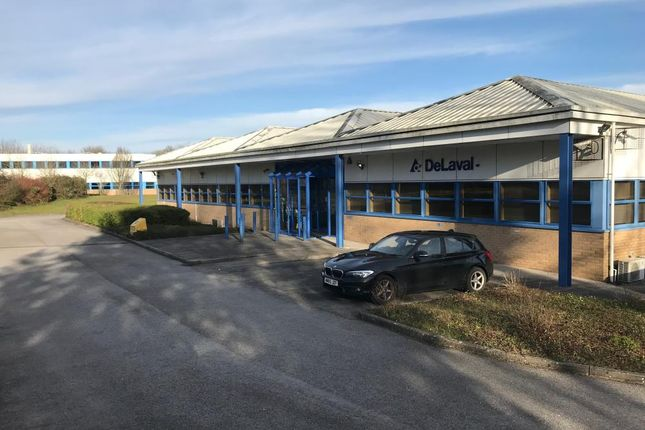 Thumbnail Office for sale in Oak House, Pascal Close, St Mellons, Cardiff