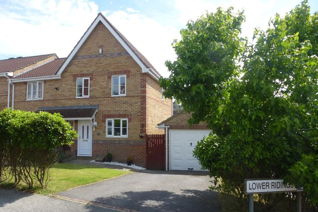 Semi-detached house for sale in Lower Ridings, Plympton, Plymouth