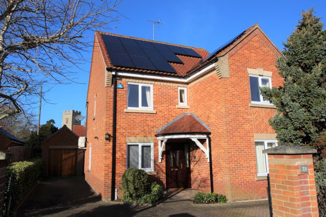 Thumbnail Detached house for sale in Intwood Road, Cringleford, Norwich