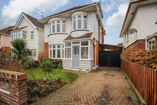 Thumbnail Detached house to rent in The Avenue, Winton, Bournemouth