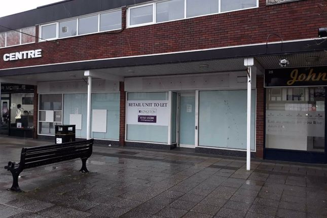 Thumbnail Retail premises to let in Burntwood Town Shopping Centre, Cannock Road, Burntwood