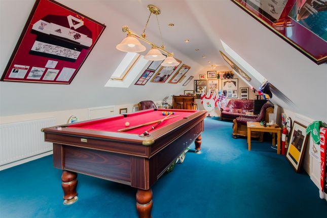 Games Room of Washpool, Swindon SN5