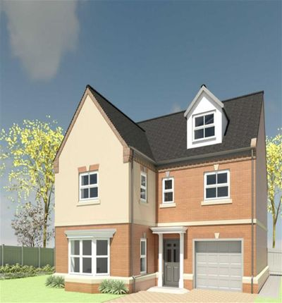 Thumbnail Detached house for sale in Carriage Close, Nottingham