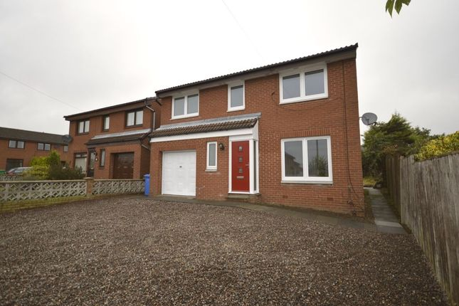 Thumbnail Detached house to rent in Dornoch Crescent, Kirkcaldy