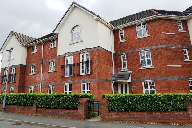 Thumbnail Flat to rent in Cromwell Avenue, Reddish