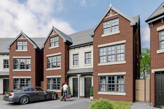 Thumbnail Semi-detached house for sale in Plot 7, Birkdale Place, 39 Warren Court
