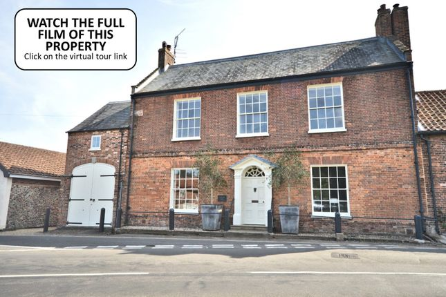 Thumbnail Semi-detached house for sale in Polstede Place, North Street, Burnham Market, King's Lynn