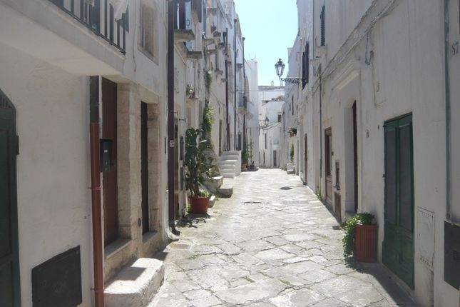 External of Townhouse Nicola, Ostuni, Puglia, Italy