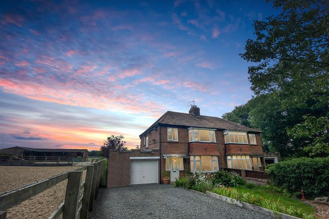 Thumbnail Semi-detached house for sale in Kirkley, Newcastle Upon Tyne