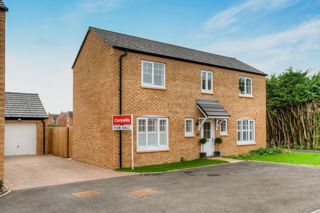 Thumbnail Detached house for sale in Oak Place, Bidford On Avon, Alcester