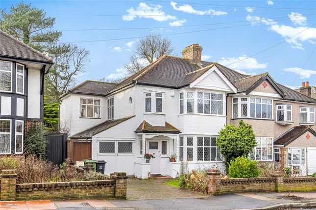 Thumbnail Semi-detached house for sale in Copse Avenue, West Wickham