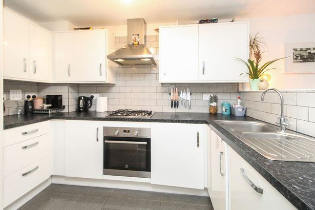 Thumbnail Terraced house for sale in Great Beanhills, Marston Moretaine, Bedford