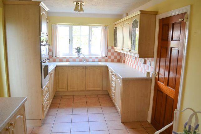 Kitchen of Gable Croft, Lichfield WS14
